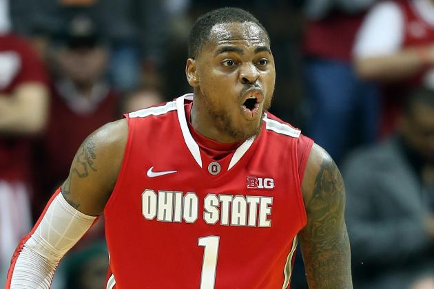 Ohio State Upends Indiana, Keeps Big Ten Race in Flux