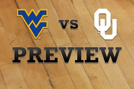 West Virginia vs. Oklahoma: Full Game Preview