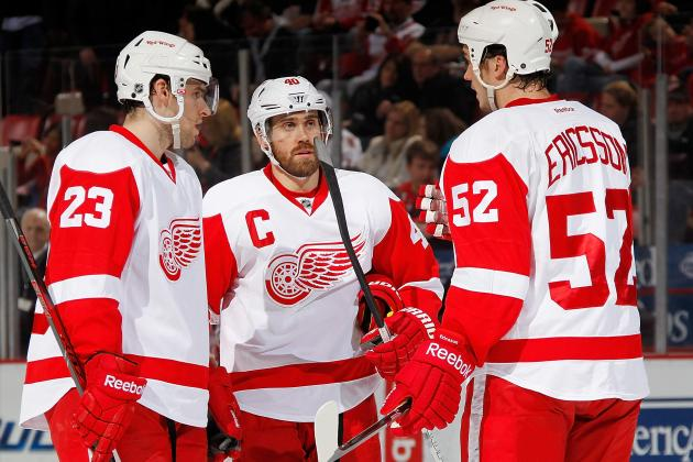 What Do the Detroit Red Wings Get Out of the Realignment Plan?