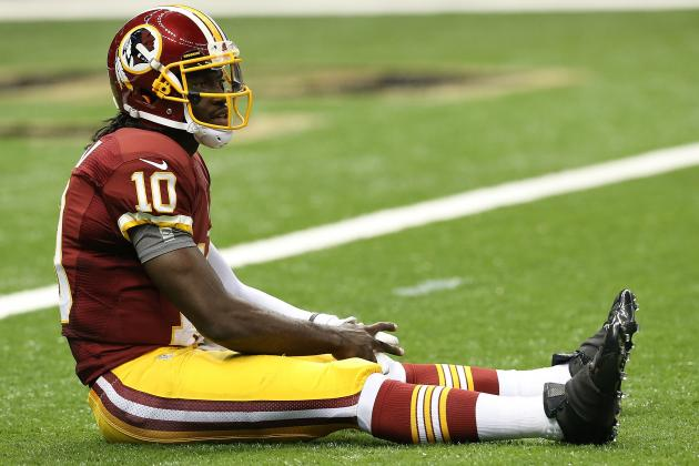 RG3 and the 'Sophomore Slump:' Can He Avoid It Like Previous NFL ROY Winners?
