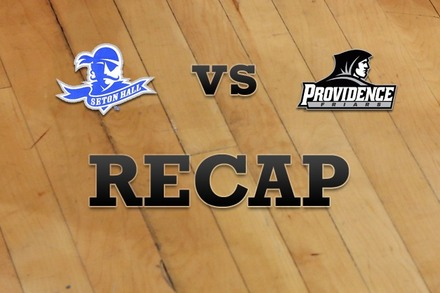 Seton Hall vs. Providence: Recap, Stats, and Box Score