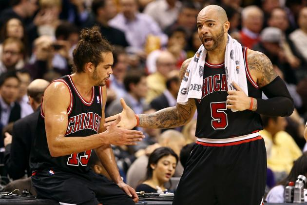 Shallow Frontcourt Could Ultimately Doom the Chicago Bulls