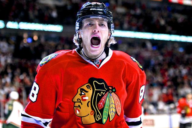 Chicago Blackhawks Extend Record-Setting Point Streak to 23 Games