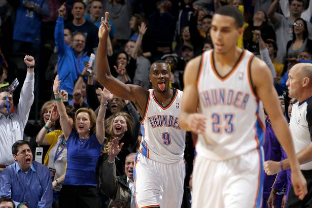 Aging Lakers Have No Answer for OKC Thunder