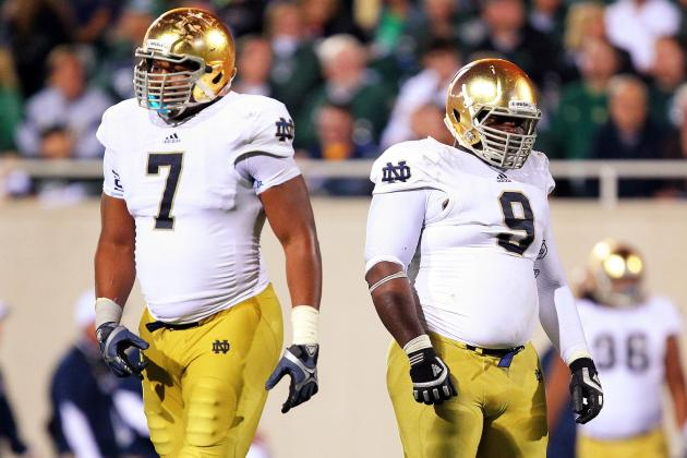 Notre Dame Football: Fighting Irish Players Key to Team's Success in 2013