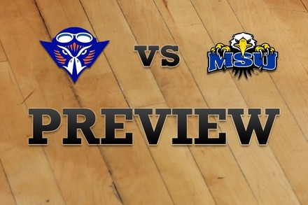 Tennessee-Martin vs. Morehead State: Full Game Preview