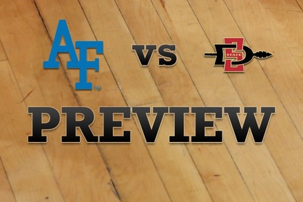 Air Force vs. San Diego State: Full Game Preview