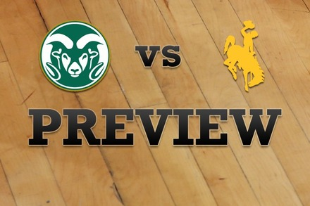 Colorado State vs. Wyoming: Full Game Preview