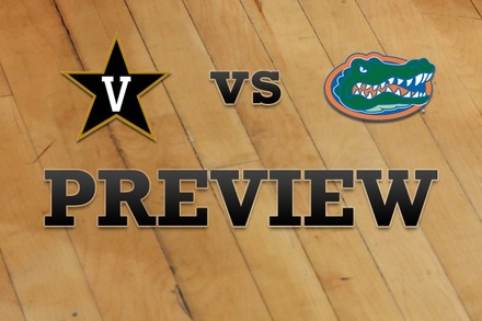 Vanderbilt vs. Florida: Full Game Preview