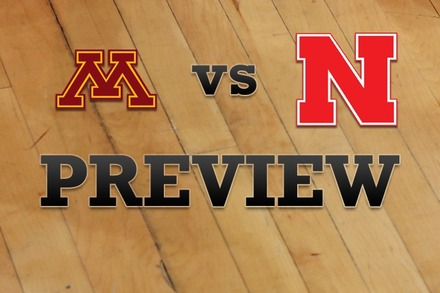 Minnesota vs. Nebraska: Full Game Preview
