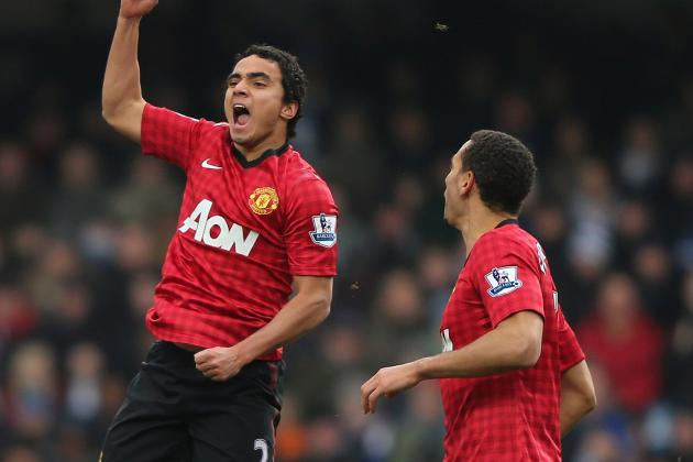 Manchester United: What Do Rafael's Stats Tell Us About His Play This Season?