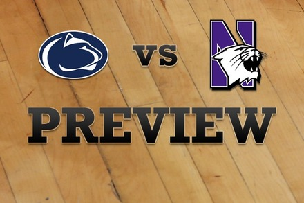 Penn State vs. Northwestern: Full Game Preview