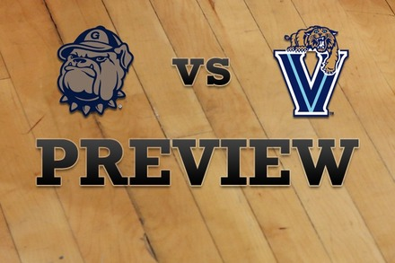 Georgetown vs. Villanova: Full Game Preview