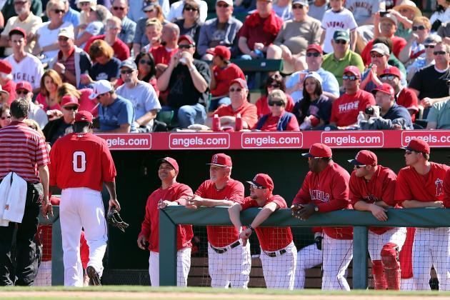 3 Spring Training Invites Who Could Make the Los Angeles Angels Roster