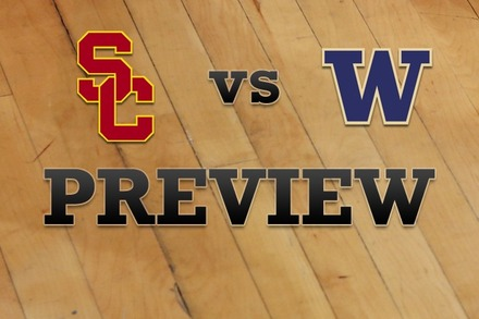 USC vs. Washington: Full Game Preview