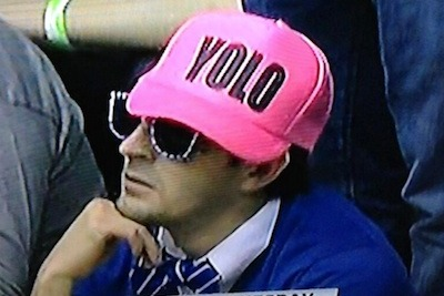 This Duke Fan Is the Reason You Can't Stand Duke