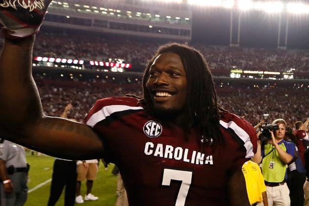 Clowney Says He Never Considered Sitting Out