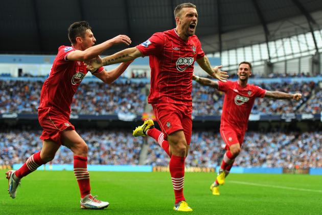 Rickie Lambert Deserves a Place in the England Squad