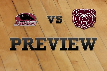 Southern Illinois vs. Missouri State: Full Game Preview