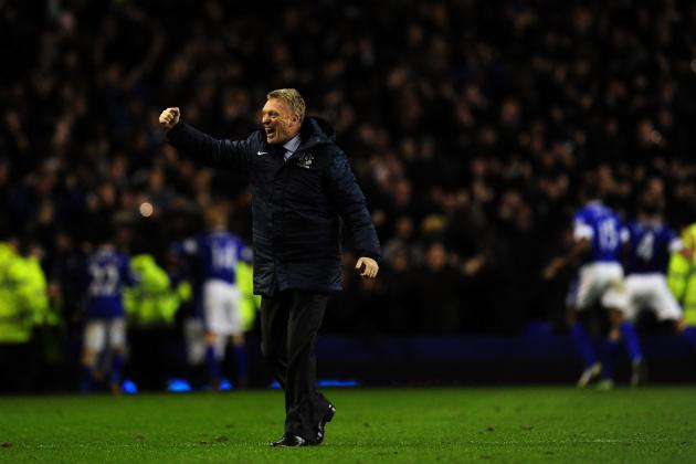 David Moyes: Why Everton Remains His Best Option