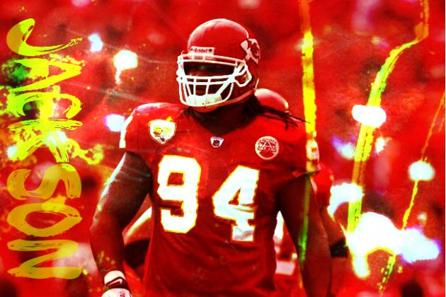 Kansas City Chiefs: Defensive End Tyson Jackson Restructures Contract