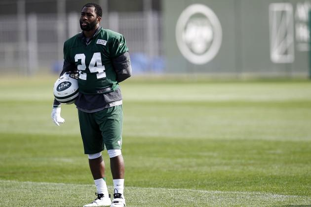 Should the Lions Be in the Mix for Jets Cornerback Darrelle Revis?