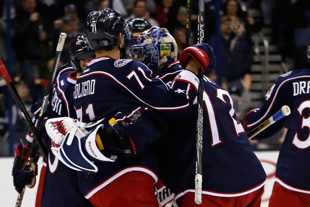 Blue Jackets 4, Oilers 3 (SO): Finally, a Second Straight Win