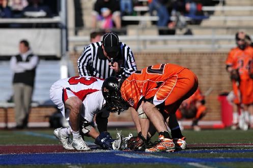 NCAA Men's Lacrosse: No. 5 Princeton Holds Off Villanova to Stay Perfect in 2013