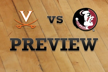 Virginia vs. Florida State: Full Game Preview