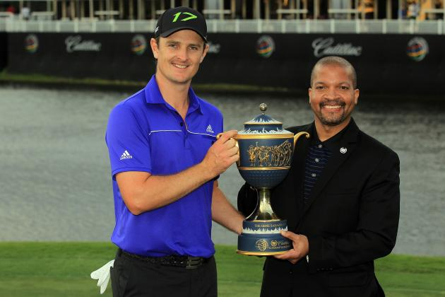 WGC-Cadillac Championship 2013: Tee Times, Date and TV Schedule