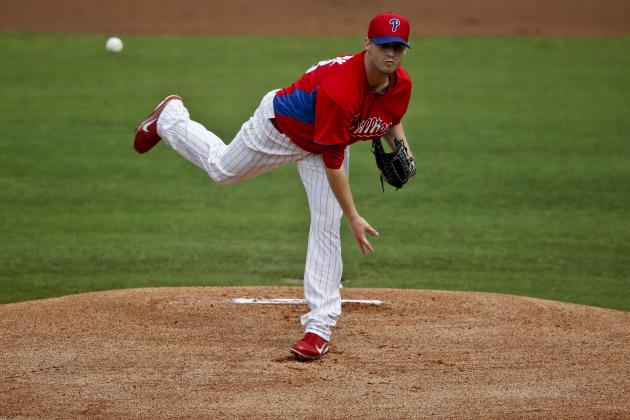 Phillies' Kyle Kendrick Enjoys Job Security
