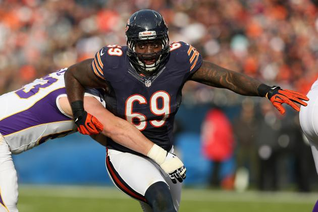 Henry Melton Critical to Chicago Bears' Future Success