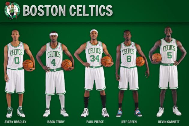 Examining Boston Celtics' Ideal Starting Lineup by the Numbers