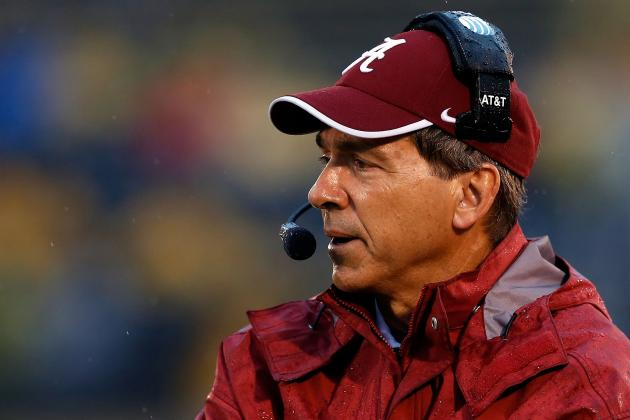 'I Really Like Where Our Team Is,' Nick Saban Says