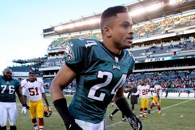 Eagles Deny Report They Will Release Nnamdi Asomugha Today