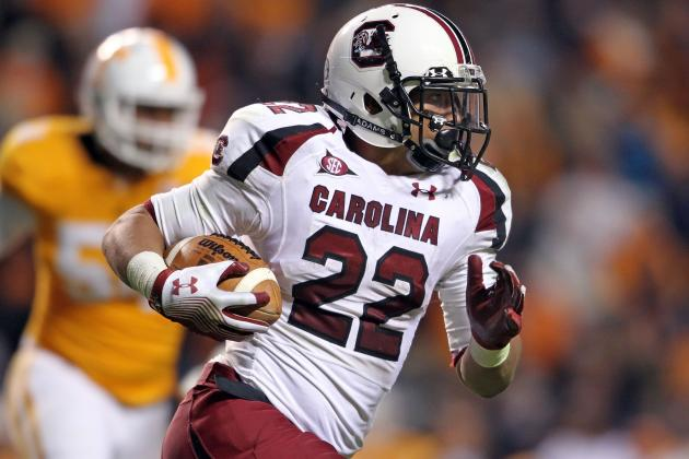 South Carolina Is in Good Shape to Find a Replacement for Marcus Lattimore