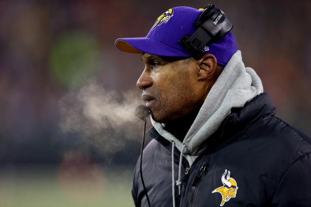 Vikings Make Two Minor Adjustments to Coaching Staff