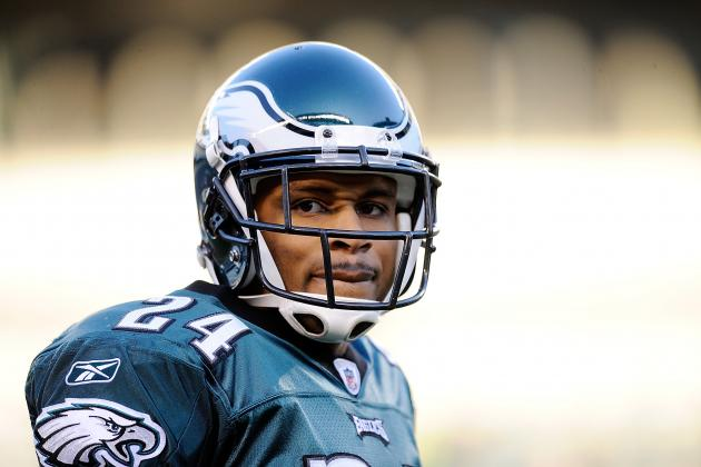 Conflicting Reports Surround Nnamdi Asomugha's Potential Release