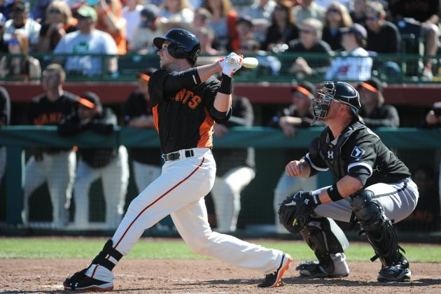 Giants Spring Training Stock Watch: Which Players Are on Fire and Slumping?