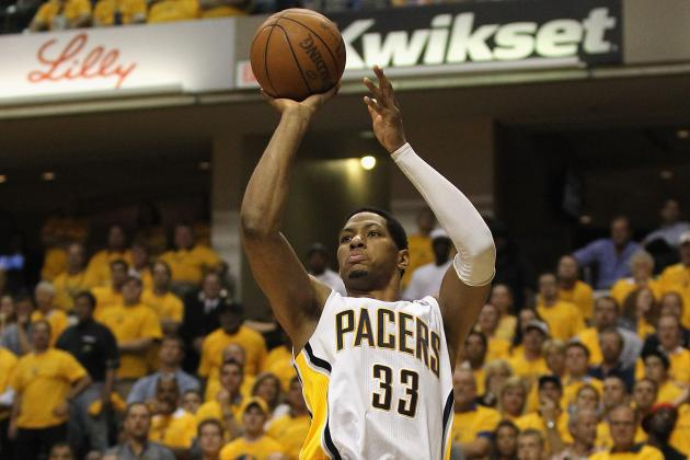 Report: Danny Granger to Miss the Next Week with Knee Soreness