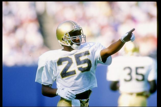 Notre Dame Football: Three Former Irish on Hall of Fame Ballot