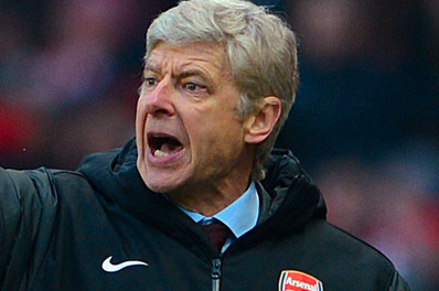 Arsene Wenger Urges Arsenal Players to Absorb Blows and Come Back Stronger
