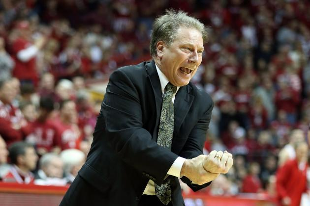 Tom Izzo: Michigan State 'Not Afraid of Anybody'