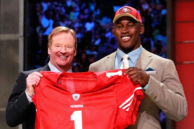 Debate: Should SF Move Up, Back or Stand Pat in the NFL Draft?