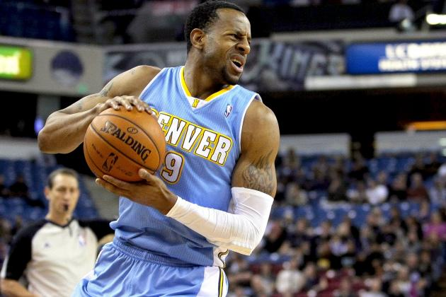 Are Denver Nuggets Using Andre Iguodala Properly?