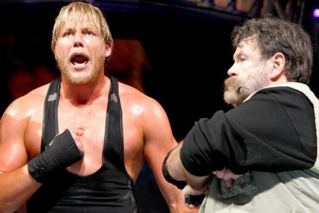 Jack Swagger Should Not Win at WrestleMania 29