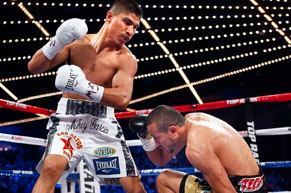 Garcia-Lopez Fight in the Works