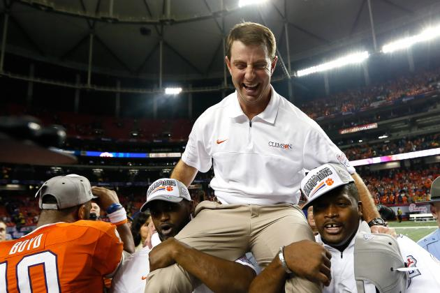 Dabo Swinney Pleased with Decision to Bring Thursday Night Football