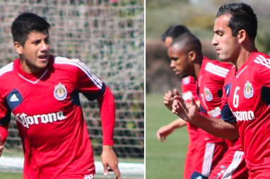 Chivas USA Adds Jose Manuel Rivera and Daniel Antunez