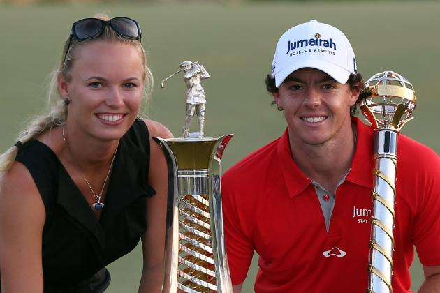 Rory McIlroy Refutes Rumors of Caroline Wozniacki Breakup